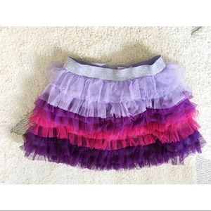 3T Tulle Tiered Skirt